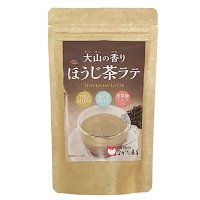 【長田茶店】ほうじ茶ラテ 120g