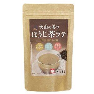 画像1: 【長田茶店】ほうじ茶ラテ 120g