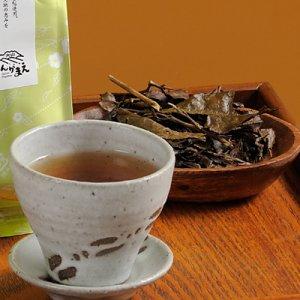 画像2: 【大山じんがまえ】番茶210g(茶葉)