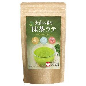 画像1: 【長田茶店】抹茶ラテ 120g