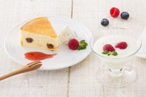 画像2:  【大山乳業】 大山のヨーグルトとチーズケーキ(大山牧場便り) (冷蔵) ★送料込み★