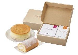 画像1: ☆送料込み☆ロールケーキとチーズケーキ【大山乳業】 大山ティータイムギフト (冷凍)