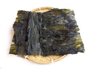 画像2: 【海の幸】天然板わかめ15g
