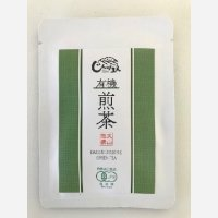 大山 じんがまえ 有機煎茶 4g (ティーバック2g×2包入り)