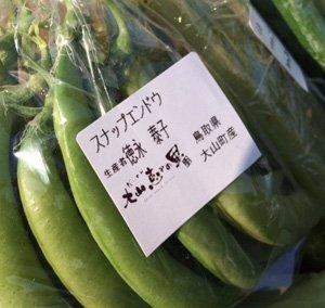 画像2: ふるさと便 〜新鮮な大山町産の旬野菜や果物、加工品を箱いっぱいに詰めました。