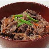 牛丼 赤ワイン風味(レトルト)1食入り